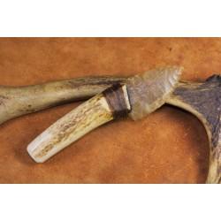Couteau à lame en silex C1616