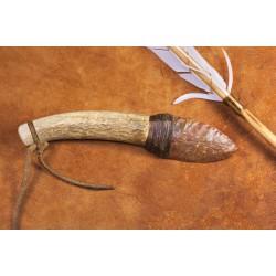 Couteau à lame en silex C1816