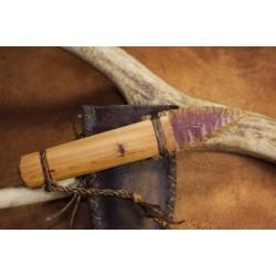 Couteau à lame en silex de style Ötzi C316